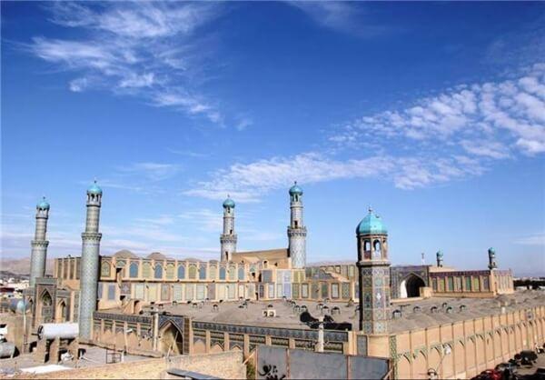مجموعه تصاویر مسجد جامع هرات , افغان تراول afghantravelaf