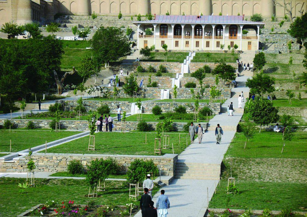 باغ بابر افغانستان   تفرجگاه زیبای کابل , افغان تراول afghantravelaf