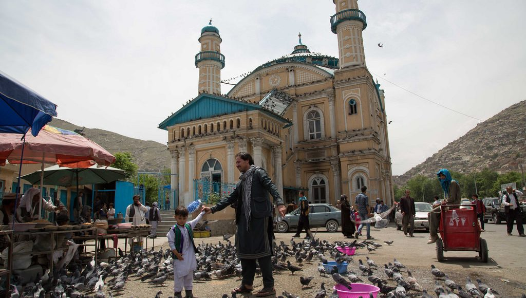مسجد شاه دو شمشیره , افغان تراول afghantravelaf