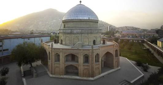 مقبره تیمورشاه در کابل , افغان تراول afghantravelaf