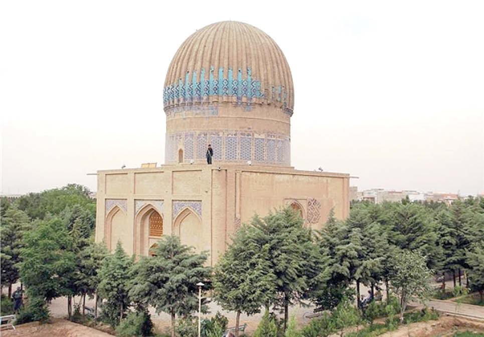 مسجد گوهرشاد هرات , افغان تراول afghantravelaf