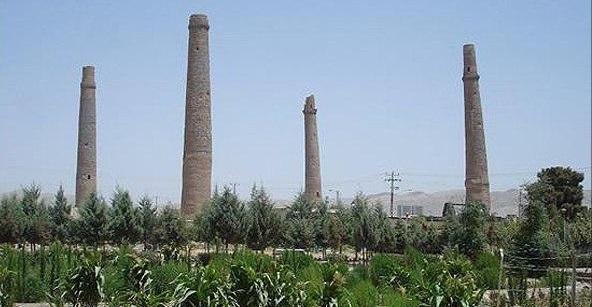 منارههای هرات؛ هنر دوره تیموری , افغان تراول afghantravelaf