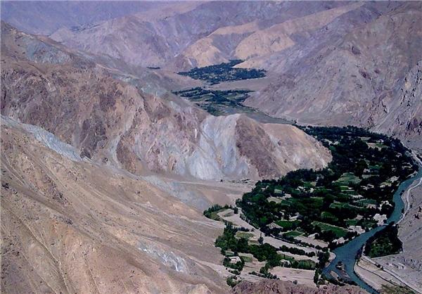 رودخانه بلخاب افغانستان