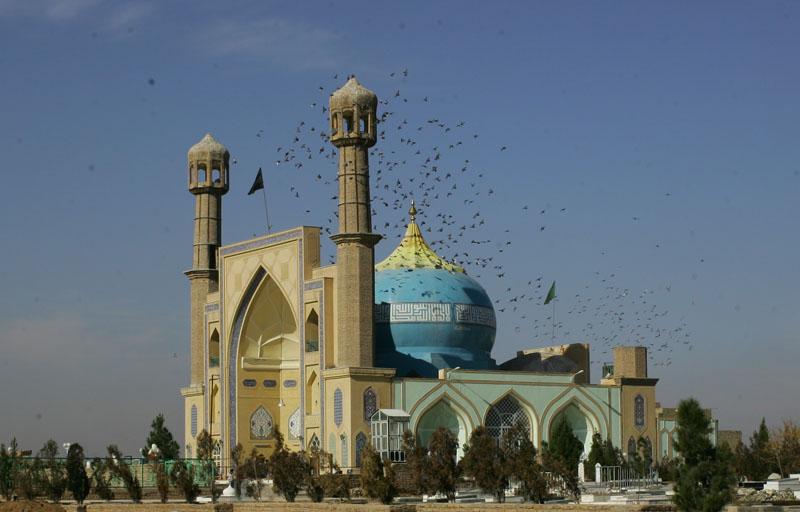 سلطان آغا؛ زیارتگاه نوه امام حسن مجتبی(ع) در هرات , افغان تراول afghantravelaf