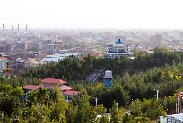 «تخت صفر» بزرگترین تفریح گاه ولایت هرات , افغان تراول afghantravelaf