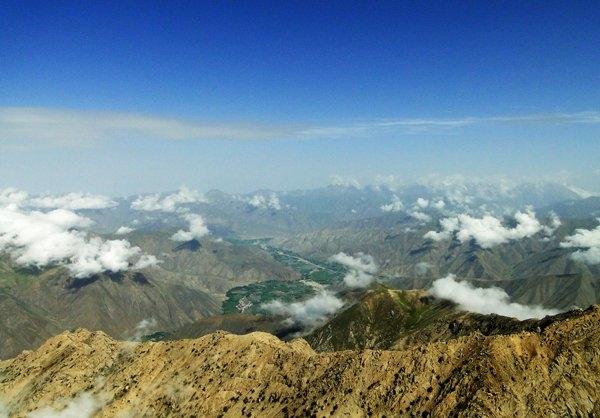 « دشت ناور »؛ زیستگاه انسانهای ماقبل تاریخ , افغان تراول afghantravelaf