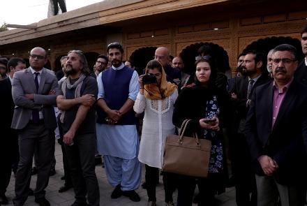 یک مرکز طراحی ساختههای دستی در کشور گشایش یافت , افغان تراول afghantravelaf