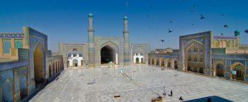 مسجد جامع تاریخی هرات افغانستان