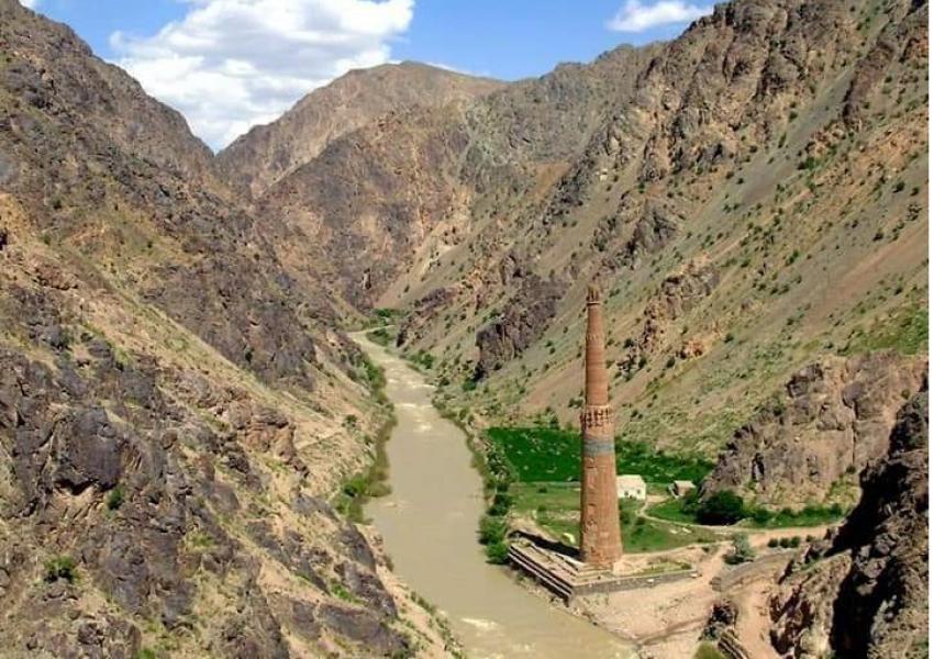 کار بازسازی منار جام تا یک ماه دیگر آغاز میشود , افغان تراول afghantravelaf