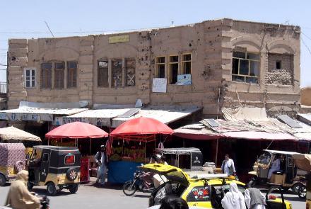 بازار تاریخی «چهارصوف» کندهار در آستانۀ نابودی , افغان تراول afghantravelaf