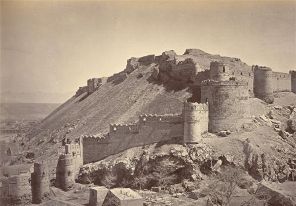 تبدیل قصر بالا حصار کابل به پارک باستان شناسی , افغان تراول afghantravelaf