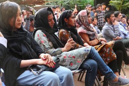 برگزاری نخستین برنامۀ فرهنگی در کابل پس از شیوع کرونا , افغان تراول afghantravelaf