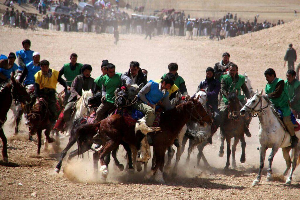 مجموعه عکسهای مراسم بزکشی , افغان تراول afghantravelaf
