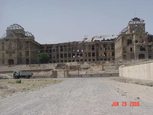 قصر دارالامان , افغان تراول afghantravelaf