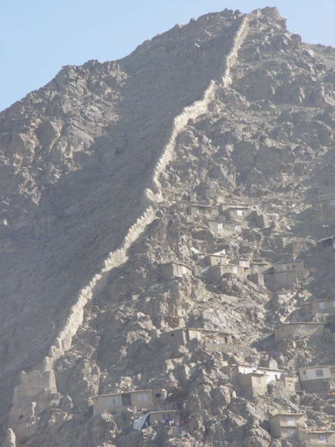 دیوار کوه شیر , افغان تراول afghantravelaf