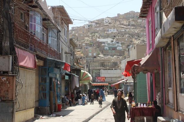 کوچه خرابات شهر کابل , افغان تراول afghantravelaf