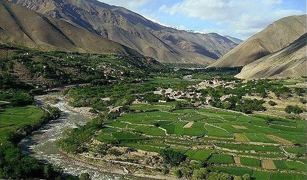 درهی پنج شیر , افغان تراول afghantravelaf