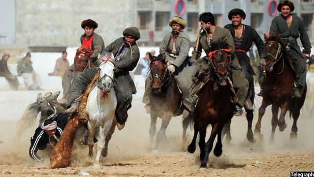 بُزکشی , افغان تراول afghantravelaf