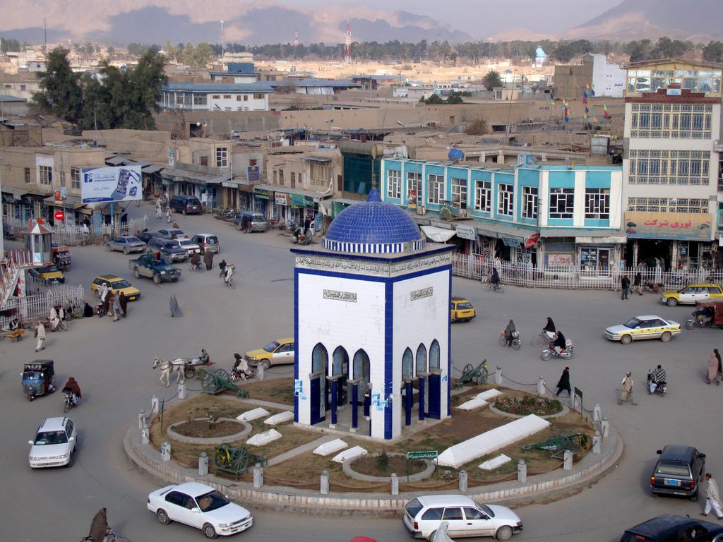قندهار جلوه درخشان یک تاریخ , افغان تراول afghantravelaf