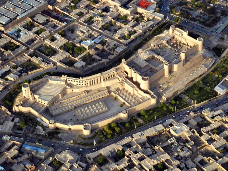 قلعه اختیارالدین هرات با قدمت دو هزار ساله , افغان تراول afghantravelaf