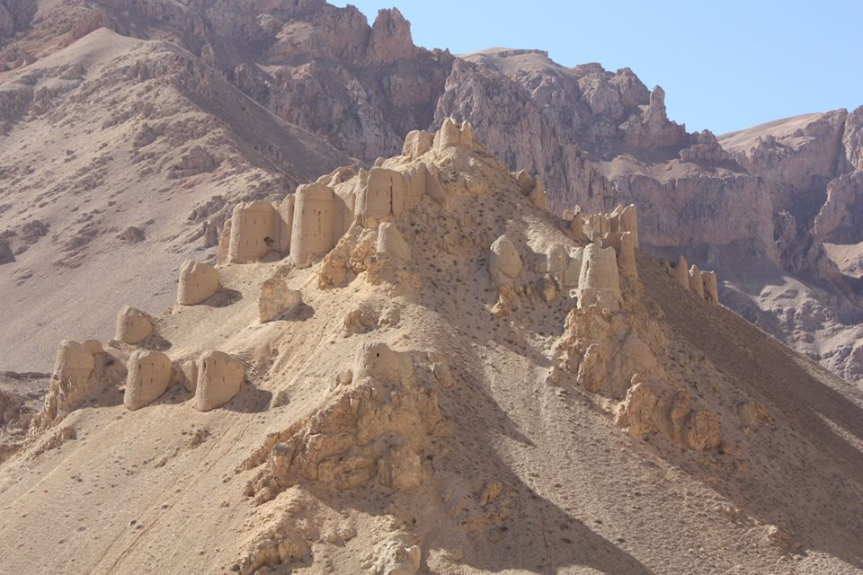 قلعه چهل برج بامیان ؛ جلوهای از تاریخ درخشان افغانستان , افغان تراول afghantravelaf