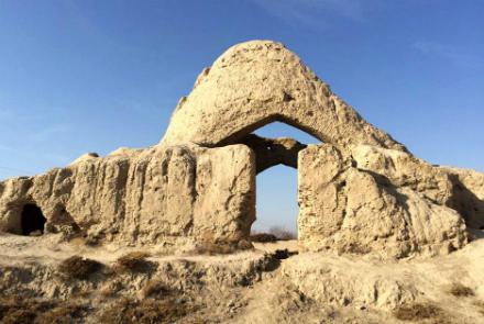 مدرسۀ بهاءالدین ولد در بلخ در آستانۀ نابودی , افغان تراول afghantravelaf