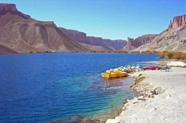 بند امیر، اولین پارک ملی افغانستان , افغان تراول afghantravelaf