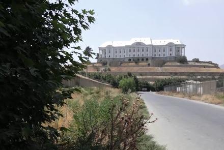 کاخ تاج بیگ؛ روایتی از زندگی یک ملکه در مسیر تاریخ , افغان تراول afghantravelaf